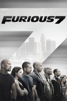 Furious 7 The Movie