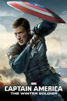 Captain America: The Winter Soldier The Movie