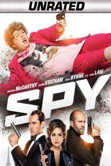 Spy (Unrated) The Movie