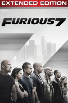 Furious 7 (Extended) The Movie