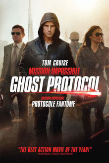 Mission impossible: Protocole fantôme The Movie