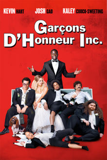 Garçons d'honneur Inc The Movie