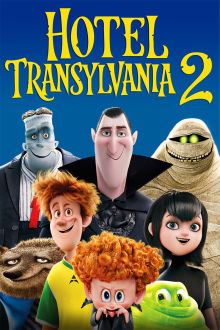Hotel Transylvania 2 The Movie