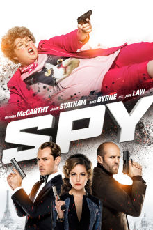 Spy The Movie