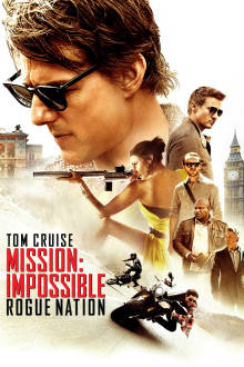 Mission: Impossible Rogue Nation + Bonus HD The Movie