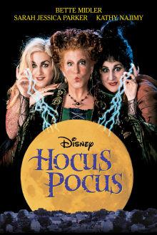Hocus Pocus The Movie