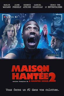 Maison Hantée 2 The Movie