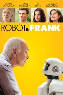 Robot & Frank The Movie