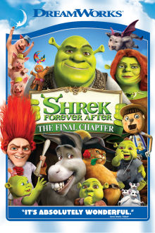 Shrek Forever After The Movie
