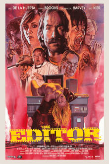 The Editor The Movie