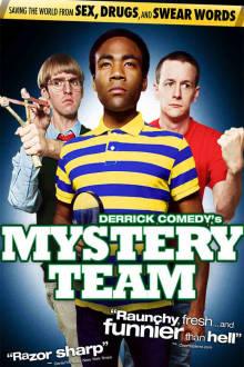 Mystery Team The Movie