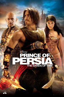 Prince of Persia: The Sands of Time The Movie