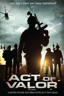 Act of Valor The Movie