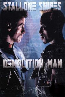 Demolition Man The Movie