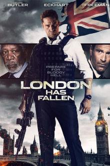 London Has Fallen The Movie