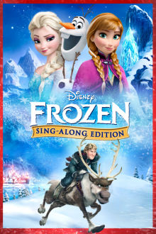 Frozen (Sing Along Edition) The Movie