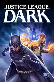 Justice League Dark The Movie