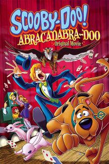 Scooby Doo: Abracadabra Doo The Movie
