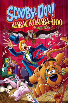 Scooby Doo: Abracadabra Doo The Movie