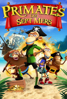 Primates des sept mers The Movie