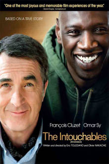 The Intouchables The Movie