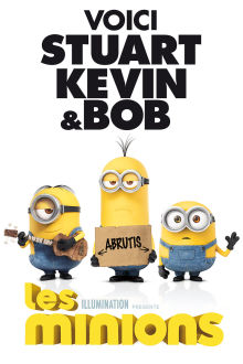 Les minions The Movie