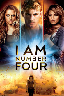I Am Number Four The Movie