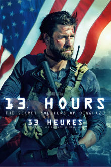 13 heures: le secret des soldats de Benghazi The Movie