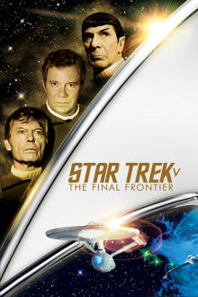 Star Trek V: The Final Frontier The Movie