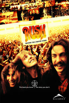 RUSH: Beyond the Lighted Stage The Movie