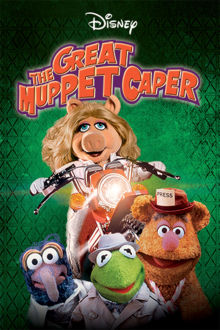 The Great Muppet Caper The Movie