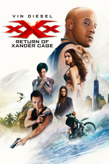 xXx: Return of Xander Cage The Movie
