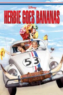 Herbie Goes Bananas The Movie