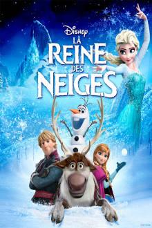 La reine des neiges The Movie