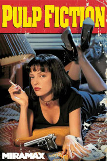 Pulp Fiction The Movie