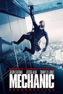 Mechanic: Resurrection The Movie