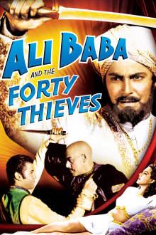 Ali Baba and the Forty Thieves The Movie