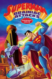 Superman: Brainiac Attacks The Movie