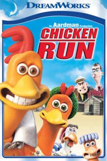 Chicken Run The Movie