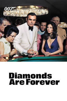 Diamonds Are Forever The Movie