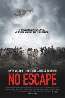 No Escape The Movie