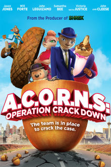 A.C.O.R.N.S.: Operation Crack Down The Movie