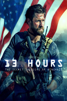 13 Hours: The Secret Soldiers of Benghazi The Movie