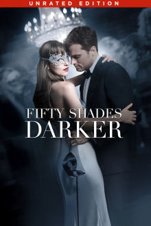 Fifty Shades Darker (Unrated Edition) The Movie