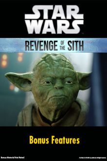 Star Wars: Revenge Of The Sith Bonus Features The Movie