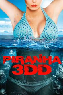 Piranha 3DD The Movie