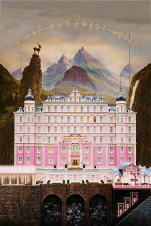 The Grand Budapest Hotel The Movie