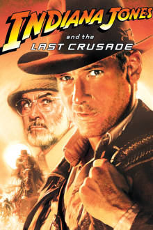 Indiana Jones and the Last Crusade The Movie
