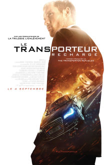Le transporteur - Rechargé The Movie