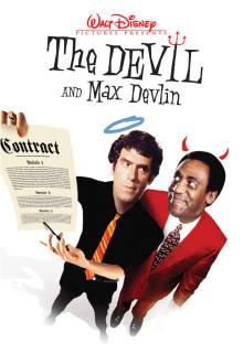 Devil and Max Devlin The Movie